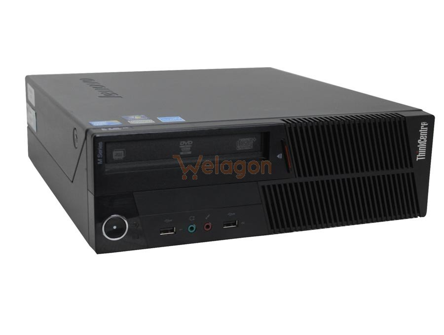Lenovo THINKCENTRE M90p Intel Core i5 650 3.20 GHz 500 GB 4 GB SFF (ampliable a 8 Gb)