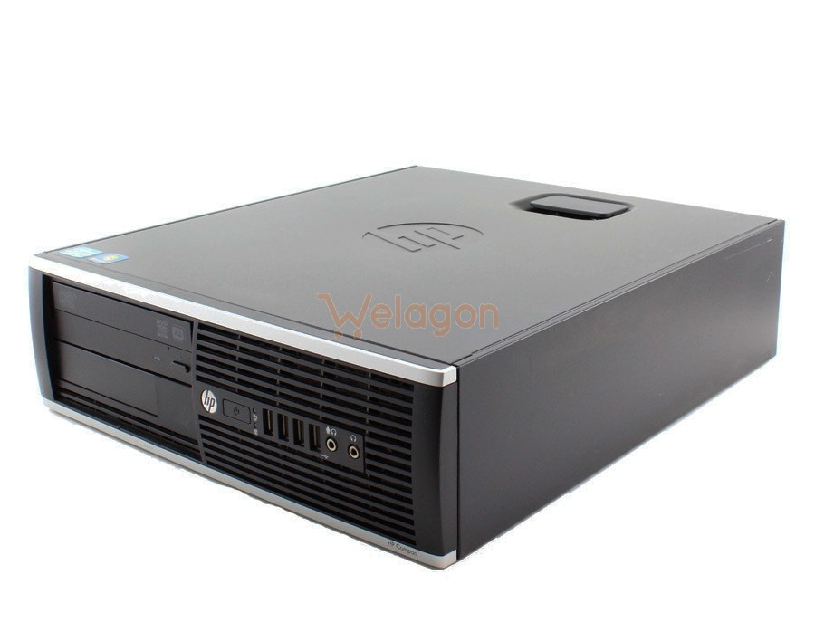 HP Compaq 8300 Elite Intel Core i5-3470 160Gb 4GB DVD-RW SFF (Ampliable a 8 GB)