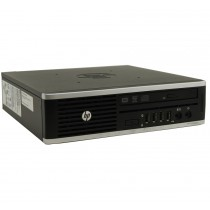 HP COMPAQ Elite 8200 Intel Core i7-2600s 2.80GHZ 4GB 320GB USDT (Ampliable a 8gb)