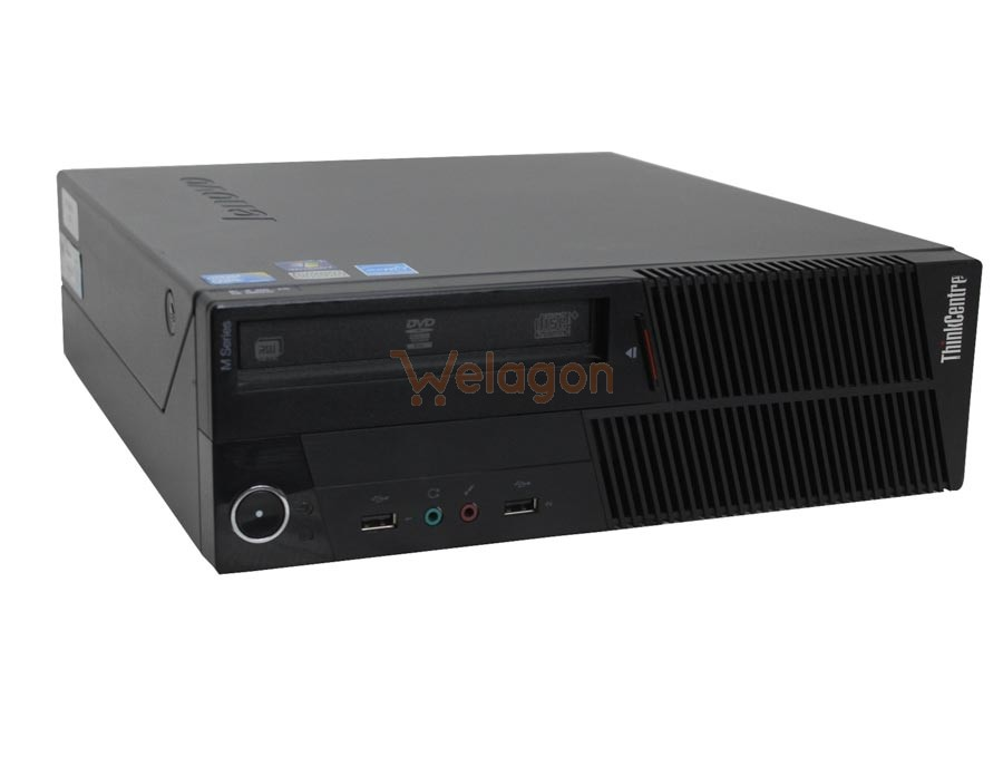 Lenovo THINKCENTRE M90p Intel Core i5 650 3.20 GHz 250 GB 4 GB SFF (ampliable a 8 Gb)