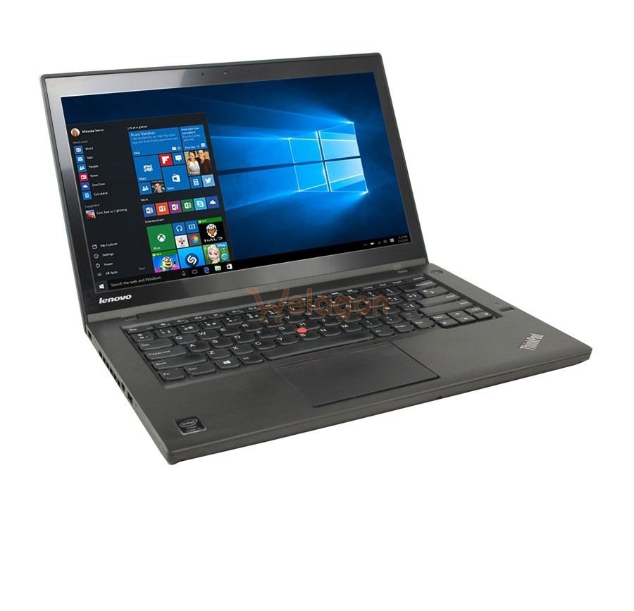 "Lenovo ThinKpad T440S Intel core i7-4600U 1.90 Ghz 240Gb SDD 12Gb 14"" Táctil"